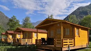 Chalet Camping Piccolo Paradiso