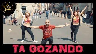 ZUMBA | mm 59 | TA GOZANDO - CUMBIA  | ANDREA STELLA CHOREO DANCE