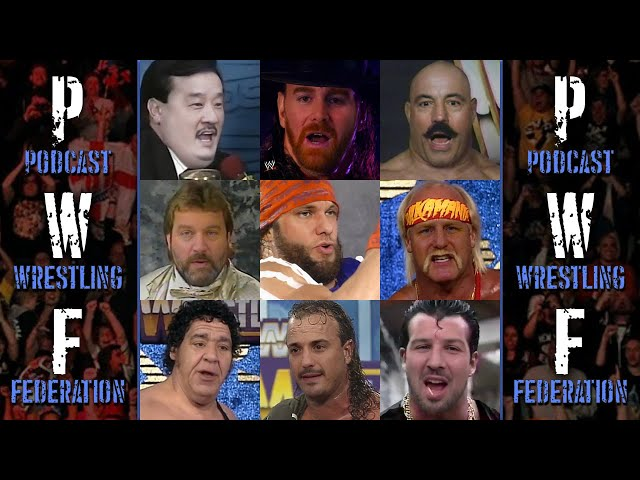 PWF Wrestling 3 w/ Joe Rogan, Theo Von, Andrew Schulz, Michael Rapaport, Joey Diaz, Tom Segura &More