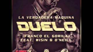 Franco El Gorila - Duelo (feat. Wisin & Oneill)