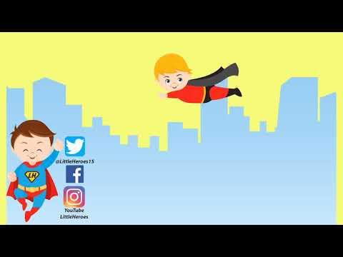 Little Heroes DUNK TANK CHALLENGE In Real Life Superheroes vs Kids Funny Kids Video