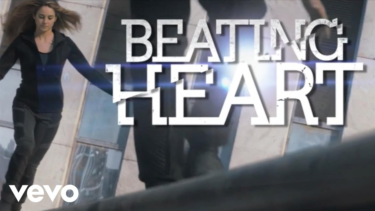 Divergency Official Music Video: Beating Heart (Lyric Video)
