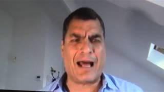 SE DERRUMBAN LAS MENTIRAS , DESDE BÉLGICA RAFAEL CORREA thumbnail