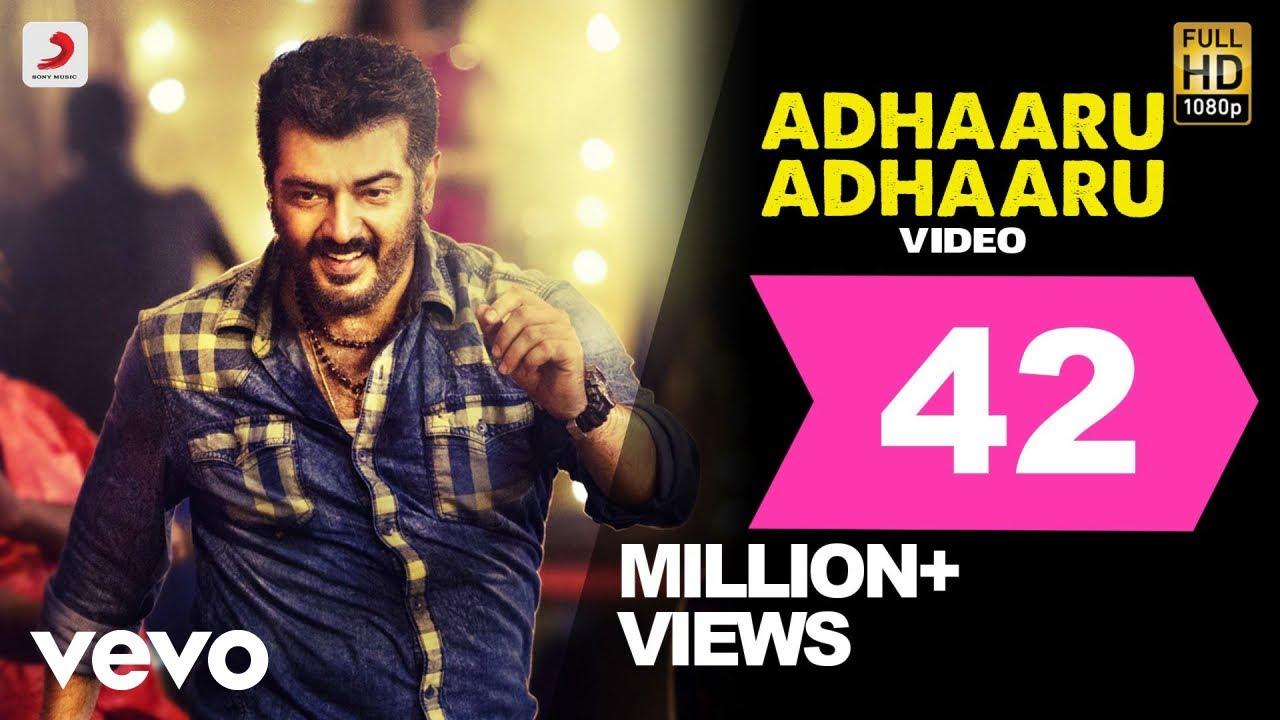 Download Yennai Arindhaal - Adhaaru Adhaaru Video | Ajith| Harris Jayaraj | Gautham Menon