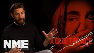 John Krasinski interview: on 'A Quiet Place', 'The Office' revival and scary monsters