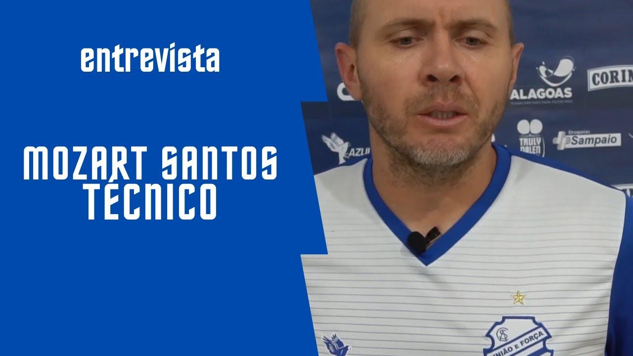 Entrevista Coletiva Mozart Santos 2502 - YouTube