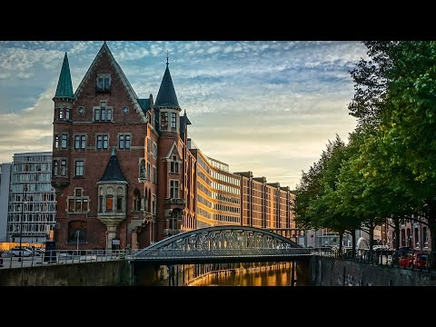 HAMBURG: The most beautiful city in Germany
