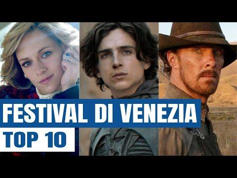 I 10 film più attesi del Festival di Venezia 2021