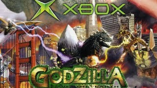 [Xbox] All Monster Intros (Godzilla: Save the Earth)