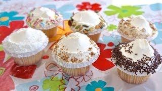 Jak udekorować babeczki Cupcakes