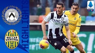 Udinese 0-0 Hellas Verona | Stalemate at Stadio Friuli | Serie A TIM