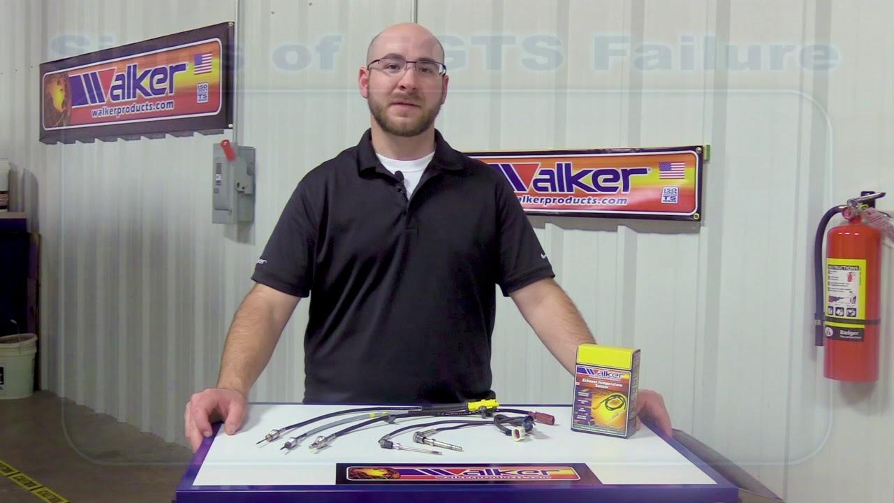 how to install an exhaust gas temperature egt sensor [ 1280 x 720 Pixel ]