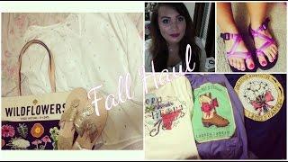 FALL| HAUL 2014 Thumbnail