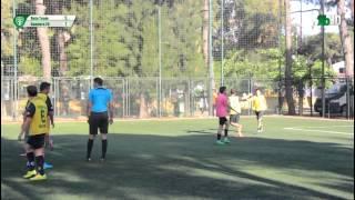 Gunners FC - Rota Team - Maç Özeti / İZMİR / iddaa Rakipbul Ligi 2015 Açılış Sezonu