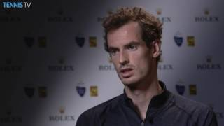 Murray Overcomes Goffin In Shanghai 2016 QF