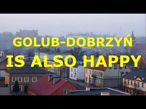 Pharrel Williams - HAPPY (GOLUB-DOBRZYŃ IS ALSO HAPPY)