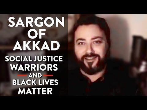 Sargon of Akkad on SJW's, Racism, and Black Lives Matter (Part 1)