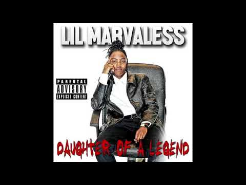 Lil Marvaless - Daughter of A Legend Official Artwork [BayAreaCompass]