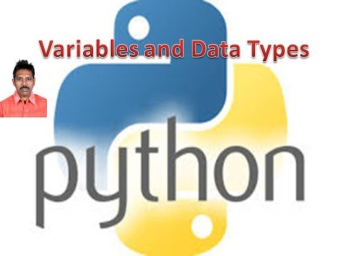 Variables and Data Types in Python