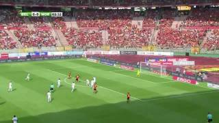 Romelu Lukaku goal for Belgium vs Norway 1-0