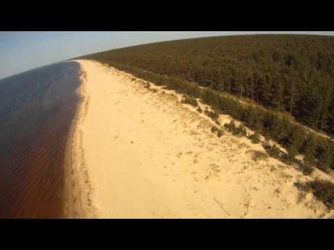 Seashore Flying