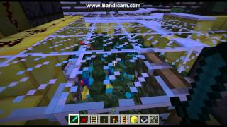 Minecraft моя моб арена битва 1#