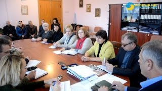 Відбулося засідання оргкомітету по підготовці відзначення Дня Гідності і Свободи