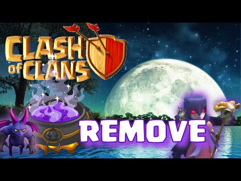 Clash of Clans - OCTOBER LEAKED NEW UPDATE! Cauldron? Leaked ...