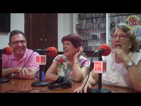2017-07-26 RADIO ARCOS - ENTREVISTA FESTIVIDAD DE SANTA MARTA