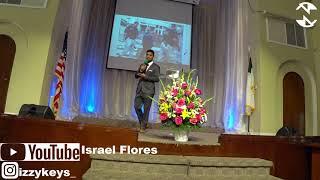 Word by Isreael Flores: Youth Prayer Week, Broadway SDA