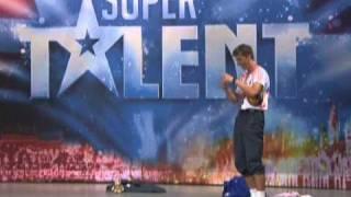 SUPER TALENT 2010 - Domagoj Horvat (Mr. Bean)