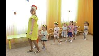 Русский народный ансамбль в детском садике Дашенька - Абакан 24