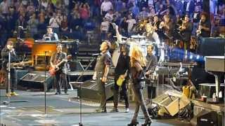 Bruce Springsteen (With Peter Wolf)-Raise Your Hand  Boston March 26, 2012