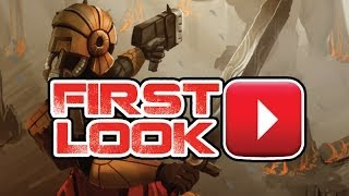 Infinity Wars - Gameplay First Look