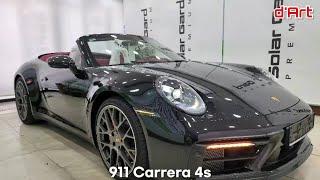포르쉐 911카레라 4s 솔라가드 프리미엄 퀀텀 전면 …