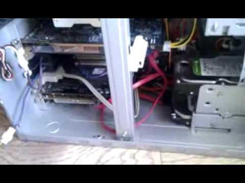 видео: Защита компьютера от пыли своими руками