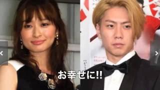 色々あった島袋寛子さんの婚約発表。 色々あった過去を少しだけ。 <引...