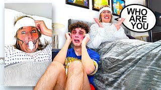 I LOST MY MEMORY PRANK ON MORGZ! *Gone Too Far*