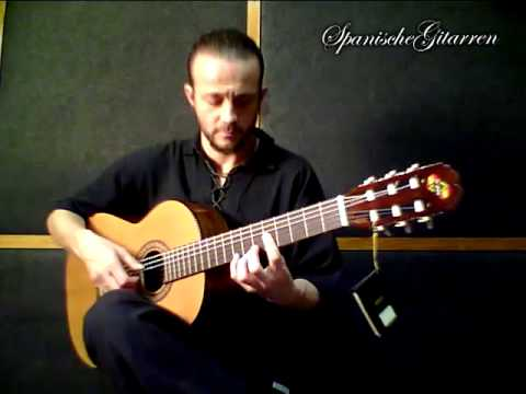 ADMIRA MALAGA - Konzertgitarre