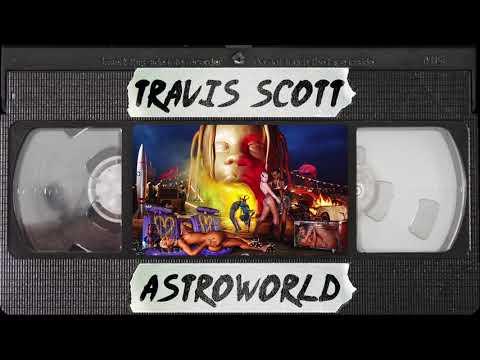 Travis Scott - Astroworld (Type Beat)