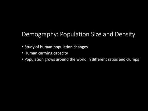environmental science human demography Ap environmental science coastal ecosystems are threatened by other human activities in addition to the table below contains demographic data for haiti in.
