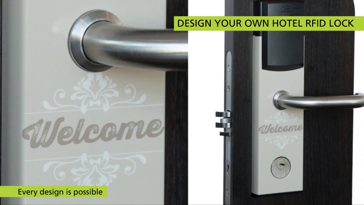 hotek design your own hotel lock youtube