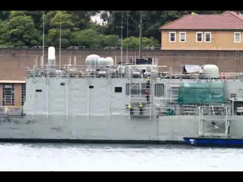Ship Dismantling Sydney