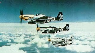 p 51 mustangs intercept japanese g5n liz bombers over the sea of japan