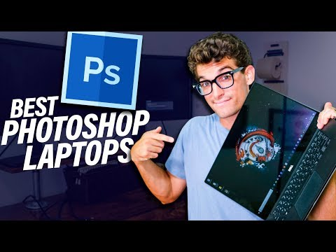 Best Laptops For Photoshop And Lightroom - Specs And Recommendations