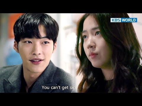 "[1ClickScene] WooDoWan ""You can't get sick"" to RyuHwayoung (MadDog Ep. 7)"