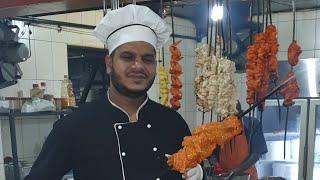 chicken tikka recipe Tandoori chicken tikka restaurant style recipe by #masterchefindian08