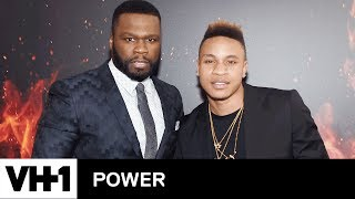 Rotimi On His Relationship w/ 50 Cent & T.I. | Digital Original