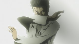 Okabe Ri~ I mean Hououin Kyouma is the absolute madman Anime: Stein...