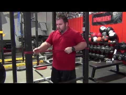 elitefts.com—Targeted High Pull with Band